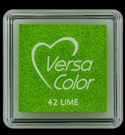 VersaColor mini Inkpad-Lime