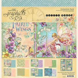 Fairie Wings 12x12 Inch Collection Pack