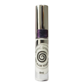 Cosmic Shimmer Opal Blaze Touch Tip Pink Blueberry 8ml