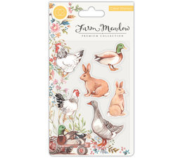 Animals Clear Stamps