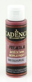 Premium acrylverf (semi mat) Dried Rose