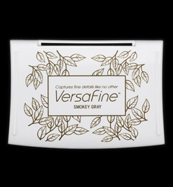 VersaFine Ink Pad Smokey Gray