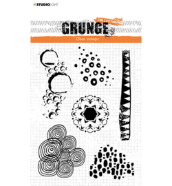 Stamp (1) Grunge Collection 4.0, nr.450