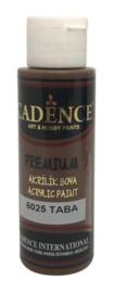 Premium acrylverf (semi mat) Tan bruin