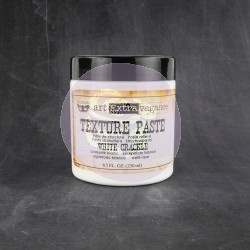 Art Extravagance Texture Paste White Crackle
