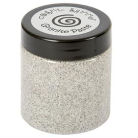 Cosmic Shimmer granite paste Bianco silver