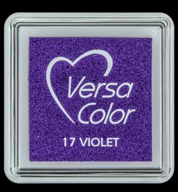 VersaColor mini Inkpad-Violet