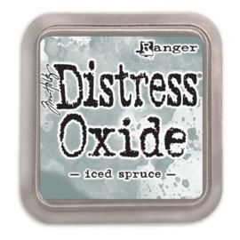 iced spruce