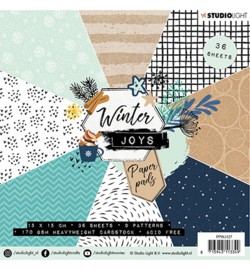 Paper Pad, Winter Joys nr.127