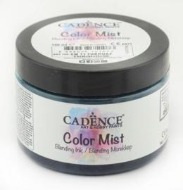 Color Mist Bending Inkt verf Turqouise