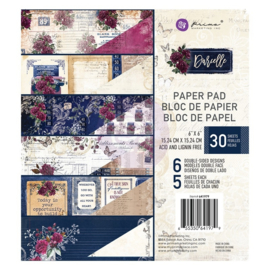 Darcelle 6x6 Inch Paper Pad