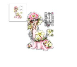 Primrose Darling Bud Clear Stamps