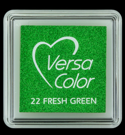 VersaColor mini Inkpad-Fresh Green