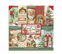 Classic Christmas 8x8 Inch Paper Pack
