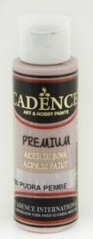 Premium acrylverf (semi mat) Poederroze