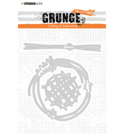 Cutting and Embossing Die Grunge Collection 4.0, nr.273
