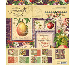 Fruit & Flora 12x12 Inch Collection Pack