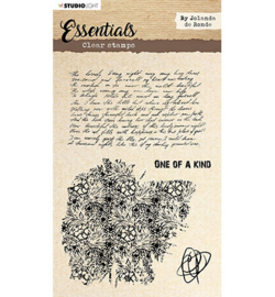 BJ Clear stamp Essentials By Jolanda de Ronde nr.4