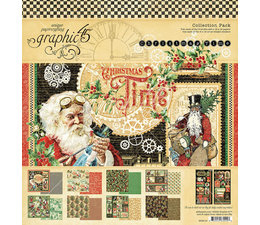 Christmas Time 12x12 Inch Collection Pack
