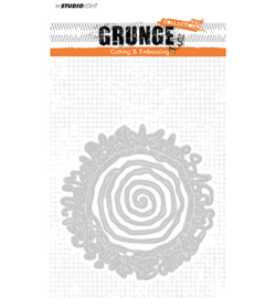 Cutting and Embossing Die, Grunge Collection 2.0, nr.176