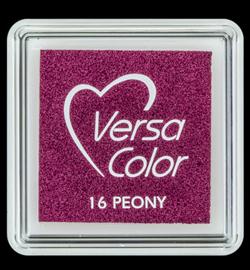 VersaColor mini Inkpad-Peony