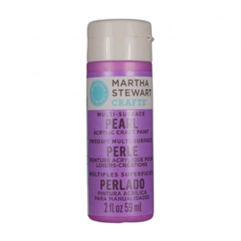 Martha Stewart • pearl paint 59ml gerbera