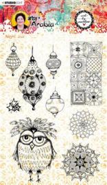 Clear Stamp Artsy Arabia nr.59