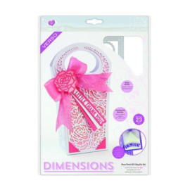Die Decorative Gift Bags