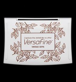 VersaFine Ink Pad Vintage Sepia