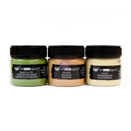 ART EXTRAVAGANCE – RUST PASTE – CAMOUFLAGE SET OF 3