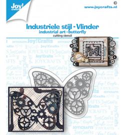 Industriel vlinder