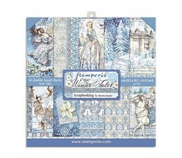 Winter Tales 8x8 Inch Paper Pack