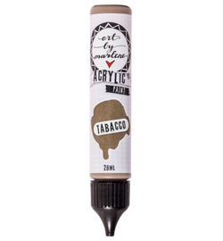 ABM Arcylic Paint, Tabacco Essentials nr.16