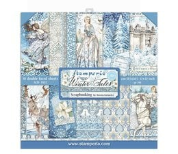 Winter Tales 12x12 Inch Paper Pack