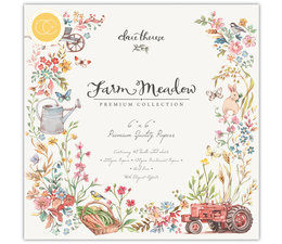 Farm Meadow 6x6 Inch Paper Pad