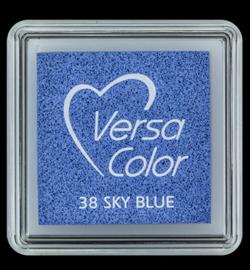 VersaColor mini Inkpad-Sky Blue