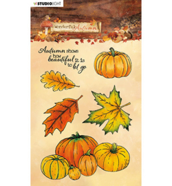 Clear Stamp Wonderful Autumn, nr.478