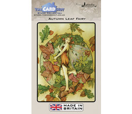 Autumn Leaf Fairy Clear Stamps