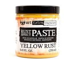 Finnabair Art Extravagance Rust Paste Yellow Rust