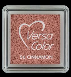 VersaColor mini Inkpad-Cinnamon