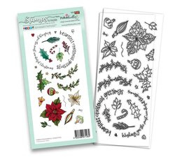 Wonderful Christmas Clear Stamps