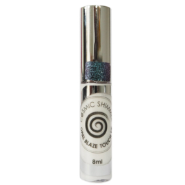 Cosmic Shimmer Opal Blaze Touch Tip Turquoise Peach 8ml
