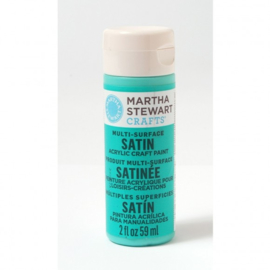 Martha Stewart multi surface paint satin 59ml diving board