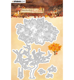 Cutting & Embossing Die Wonderful Autumn, nr.310