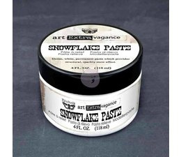 Art Extravagance Snowflake Paste