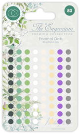 The Emporium Adhesive Enamel Dots