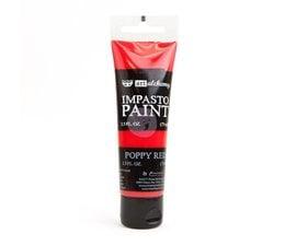 Art Alchemy Impasto Paint Poppy Red