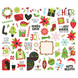 Say Cheese Christmas Bits & Pieces - Unit of 3