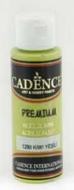 Premium acrylverf (semi mat) Kiwi groen