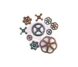 Finnabair Mechanicals Rustic Knobs